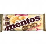 mentos Choco & Caramel weiß 3x9er Multipack