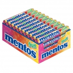 mentos Fruit 40x14er Sparpack