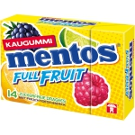 mentos Kaugummi Full Fruit zuckerfrei