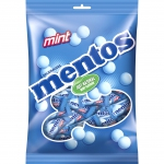 mentos Mint Single Flowpacks 500g