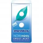 mentos NOWmints Sweet Mint zuckerfrei