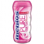 mentos Pure Fresh Bubble Cool zuckerfrei 15er