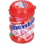 mentos Pure Fresh Erdbeer zuckerfrei 35er