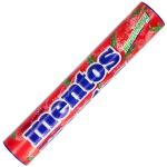 mentos Strawberry 8x14er Jumbo-Rolle