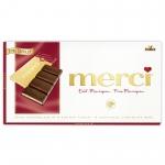 merci Tafelschokolade Edel-Marzipan 112g