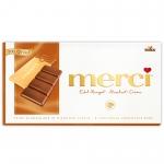 merci Tafelschokolade Edel-Nougat