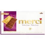 merci Tafelschokolade Praliné Crème 108g