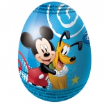 Disney Mickey Mouse Chocolate Egg