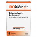 Miesepeter IBO Schleimscheißer-Stop 200 akut 18er