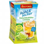 Milford kühl & lecker Holunderblüte-Limette 20er