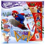 Milka & Super Mario Adventskalender