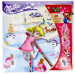 Milka & Super Mario Adventskalender Peach