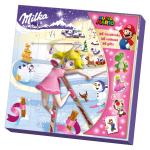 Milka & Super Mario Adventskalender rosa