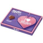 """Milka """"I Love Milka"""" Pralinés Erdbeer-Crème"""