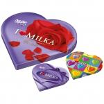 """Milka """"I Love Milka"""" Pralinés Impulsherz 50g"""