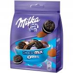 Milka Snax Choco-Mix & Oreo