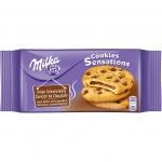 Milka Cookies Sensations Innen Schokoladig