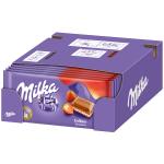 Milka Erdbeer 22x100g (Mindesthaltbarkeitsdatum 04.12.2018)
