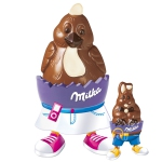 Milka Lustiger Eierbecher