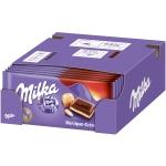 Milka Marzipan-Crème 22 x 100g Karton