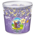 Milka Mini Schmunzelhasen Milchcrème 1505g