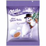 Milka Mini Snowballs 100g