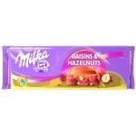 Milka Raisins & Hazelnuts 300g