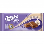 Milka Sahne-Crème 100g