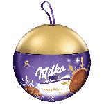 Milka Weihnachtskugel Choco Wafer 180g