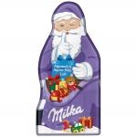 Milka Weihnachtsmann Tafel 85g