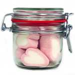 "Canderia Präsent-Bonbonniere ""Soft Hearts"""