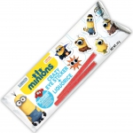 Minions Sweet Liquorices & Crazy Eye Stickers
