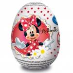 Disney Minnie Mouse Chocolate Egg
