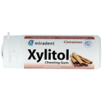 miradent Xylitol Chewing Gum Cinnamon