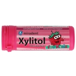 miradent Xylitol Chewing Gum for Kids Strawberry