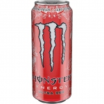 Monster Energy Ultra Red