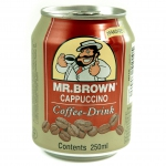 Mr. Brown Cappuccino 250ml