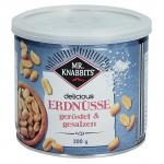 Mr. Knabbits Erdnüsse geröstet & gesalzen 200g