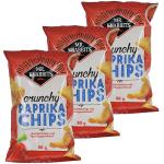 Mr. Knabbits Paprika Chips crunchy 24x50g