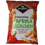 Mr. Knabbits twisting Paprika Löckchen 75g