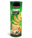 Mr. Knabbits Chips Sour Cream & Onion 175g