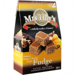 Mrs Tilly's Fudge Belgian Chocolate Ginger