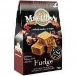 Mrs Tilly's Fudge Belgian Dark Chocolate