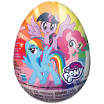 My little Pony Chocolate Egg