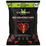 MyChipsBox Bio Gemüsechips Rote Beete, Karotte, Paprika 35g