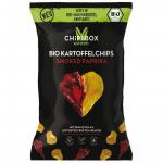 MyChipsBox Bio Kartoffelchips Smoked Paprika 90g