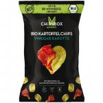 MyChipsBox Bio Kartoffelchips Vinegar Karotte 90g