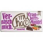 myChoco Cranberry-Mandel 180g