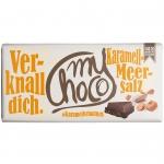 myChoco Karamell-Meersalz 180g