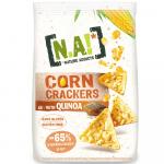 N.A! Nature Addicts Corn Crackers Quinoa 50g